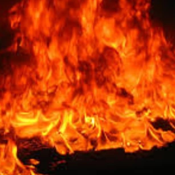 Blazing Inferno of Anger